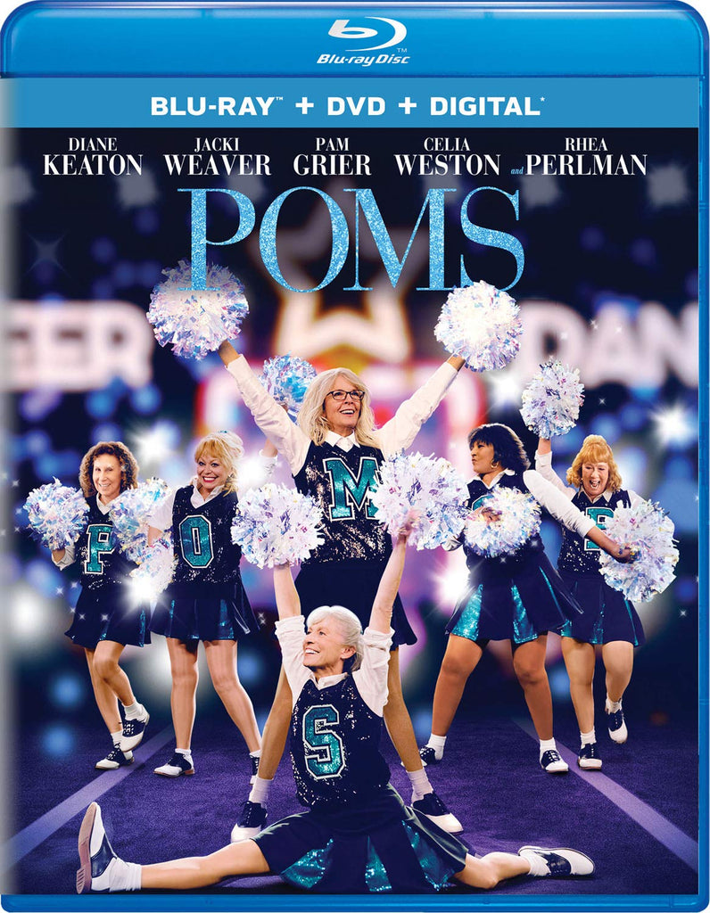 Poms Digital Copy Download Code iTunes HD