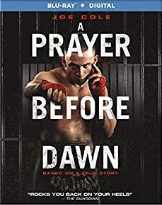 Prayer Before Dawn Digital Copy Download Code VUDU HD HDX