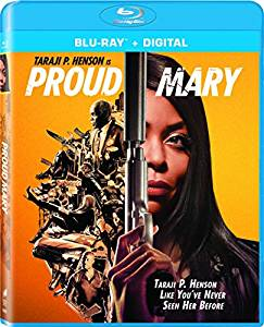 Proud Mary Digital Copy Download Code iTunes HD
