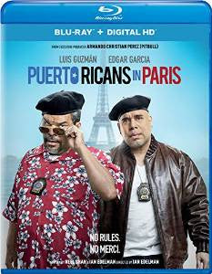 Puerto Ricans in Paris Digital Copy Download Code UV Ultra Violet VUDU HD HDX