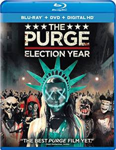 Purge: Election Year Digital Copy Download Code iTunes HD