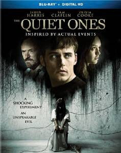 Quiet Ones Digital Copy Download Code UV Ultra Violet VUDU HD HDX