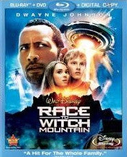 Race to Witch Mountain Digital Copy Download Code Disney XML
