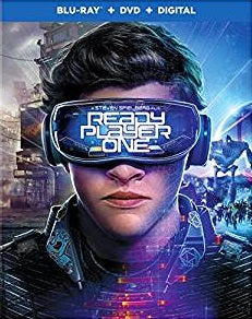 Ready Player One Digital Copy Download Code Ultra Violet UV VUDU iTunes HD HDX
