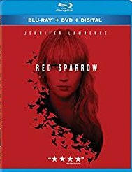 Red Sparrow Digital Copy Download Code MA VUDU iTunes HD HDX