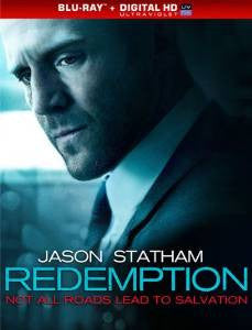 Redemption Digital Copy Download Code UV Ultra Violet VUDU HD HDX