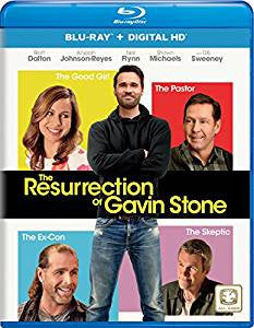 Resurrection of Gavin Stone Digital Copy Download Code iTunes HD