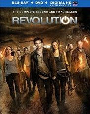 Revolution Season 2 Digital Copy Download Code UV Ultra Violet VUDU HD HDX