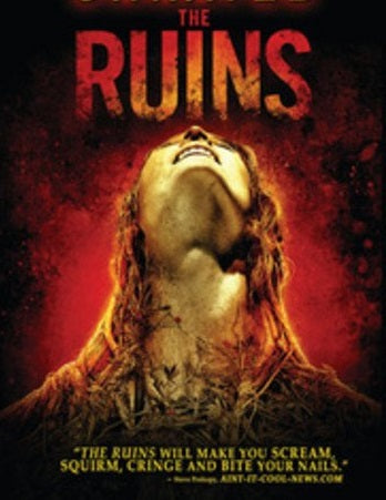 The Ruins Digital Copy Download Code Vudu HDX