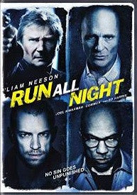 Run All Night Digital Copy Download Code UV Ultra Violet VUDU iTunes SD