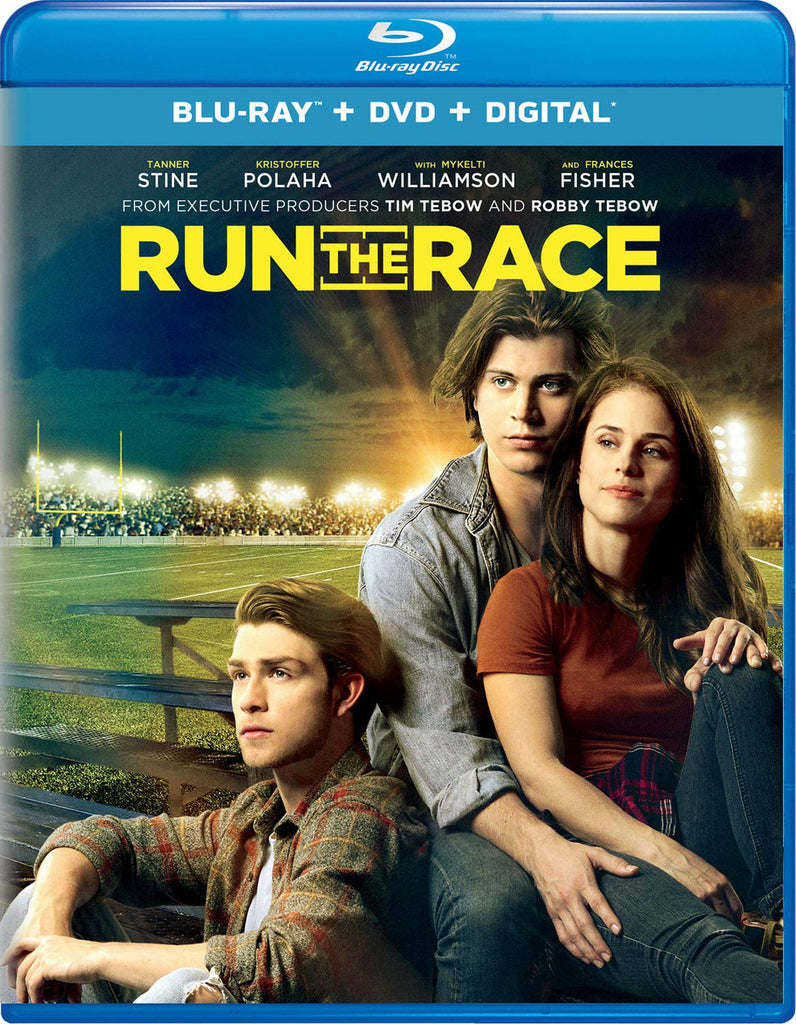 Run the Race Digital Copy Download Code MA Vudu iTunes HD HDX