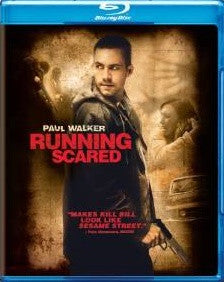 Running Scared Digital Copy Download Code UV Ultra Violet VUDU iTunes HD HDX