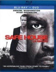 Safe House Digital Copy Download Code UV Ultra Violet VUDU HD HDX