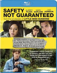 Safety Not Guaranteed Digital Copy Download Code VUDU HD HDX