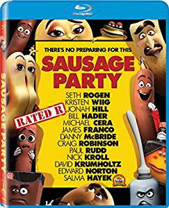 Sausage Party Digital Copy Download Code MA VUDU iTunes HD HDX