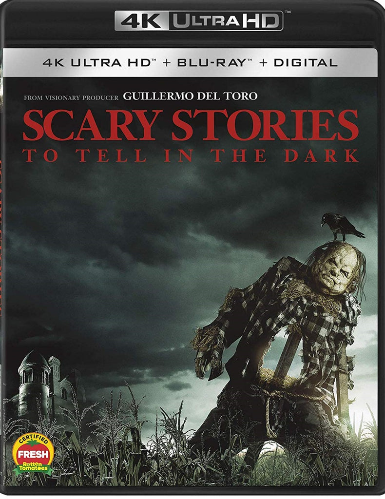 Scary Stories To Tell in the Dark Digital Copy Download Code Vudu 4K