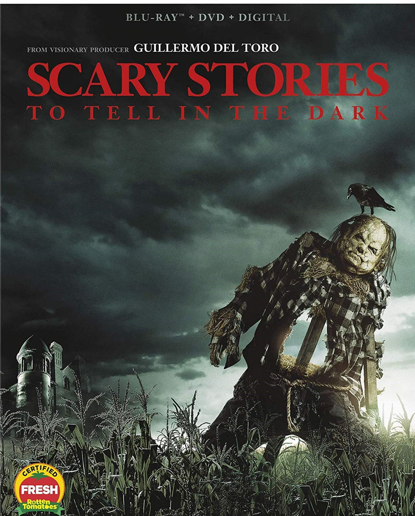Scary Stories To Tell in the Dark Digital Copy Download Code Vudu or iTunes HD HDX