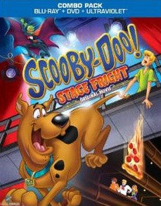 Scooby-Doo! Stage Fright Digital Copy Download Code UV Ultra Violet VUDU iTunes HD HDX