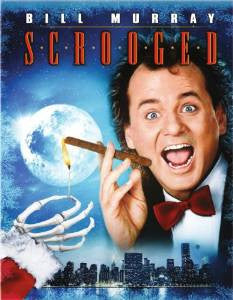 Scrooged Digital Copy Download Code iTunes HD