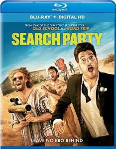 Search Party Digital Copy Download Code iTunes HD