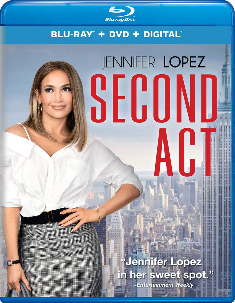 Second Act Digital Copy Download Code iTunes HD