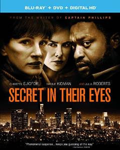 Secret in Their Eyes Digital Copy Download Code UV Ultra Violet VUDU HD HDX