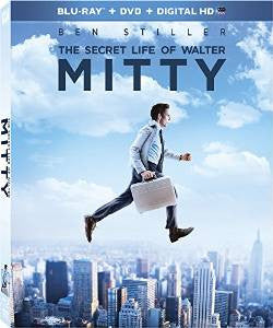 Secret Life of Walter Mitty Digital Copy Download Code iTunes HD