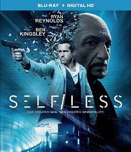 Self/Less Digital Copy Download Code iTunes HD