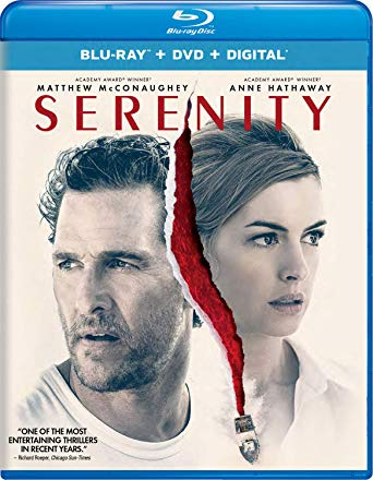 Serenity (2019) Digital Copy Download Code MA Vudu iTunes HD HDX