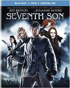 Seventh Son Digital Copy Download Code MA VUDU iTunes HD HDX