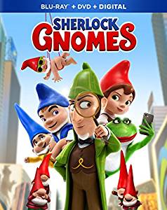 Sherlock Gnomes Digital Copy Download Code Ultra Violet UV VUDU HD HDX