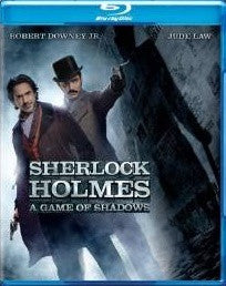 Sherlock Holmes A Game of Shadows Digital Copy Download Code MA VUDU iTunes HD HDX