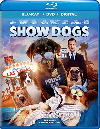 Show Dogs Digital Copy Download Code iTunes HD