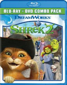 Shrek 2 Digital Copy Download Code UV Ultra Violet VUDU iTunes HD HDX