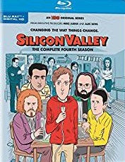 Silicon Valley Season 4 Digital Copy Download Code Ultra Violet UV VUDU HD HDX