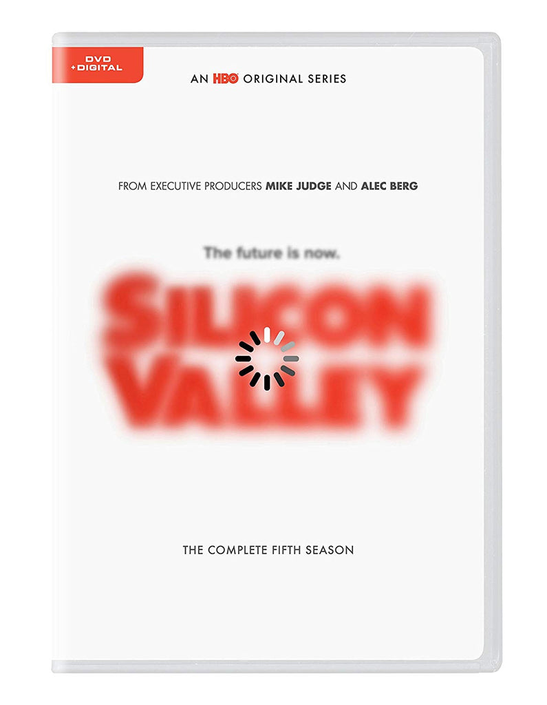 Silicon Valley Season 5 Digital Copy Download Code Ultra Violet UV Vudu HD HDX