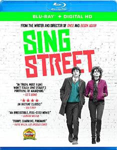 Sing Street Digital Copy Download Code UV Ultra Violet VUDU HD HDX