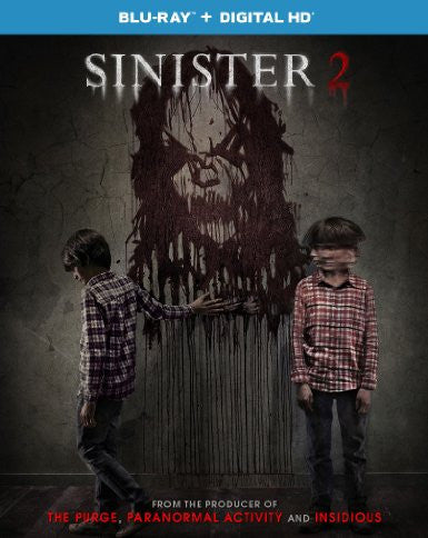 Sinister 2 Digital Copy Download Code iTunes HD