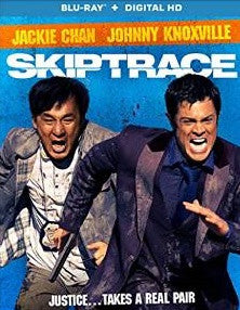 Skiptrace Digital Copy Download Code UV Ultra Violet VUDU SD