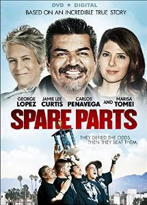 Spare Parts Digital Copy Download Code UV Ultra Violet VUDU SD