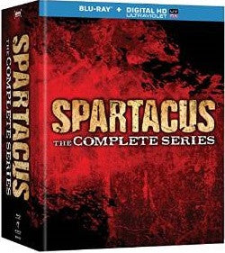 Spartacus The Complete Series Digital Copy Download Code UV Ultra Violet VUDU HD HDX