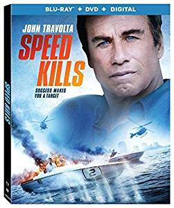 Speed Kills Digital Copy Download Code VUDU iTunes HD HDX