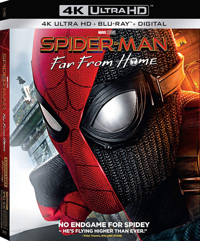 Spider-Man Far From Home Digital Copy Download Code MA Vudu iTunes 4K