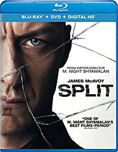 Split Digital Copy Download Code iTunes HD 4K