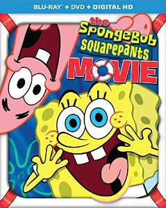Spongebob Squarepants Movie Digital Copy Download Code iTunes HD