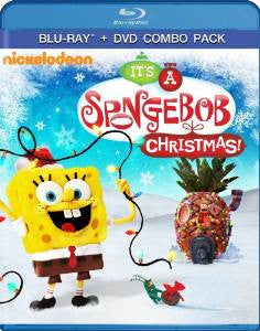 SpongeBob SquarePants: It's A SpongeBob Christmas! Digital Copy Download Code iTunes HD