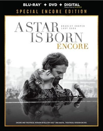 A Star is Born Encore Edition Digital Copy Download Code MA Vudu iTunes HD HDX