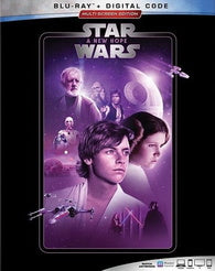 Star Wars A New Hope Digital Copy Download Code Disney Google Play HD