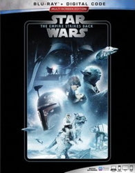 Star Wars The Empire Strikes Back Digital Copy Download Code Disney Google Play HD