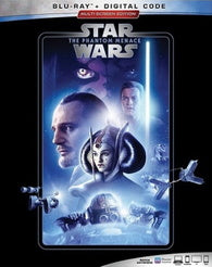 Star Wars The Phantom Menace Digital Copy Download Code Disney Vudu HD HDX